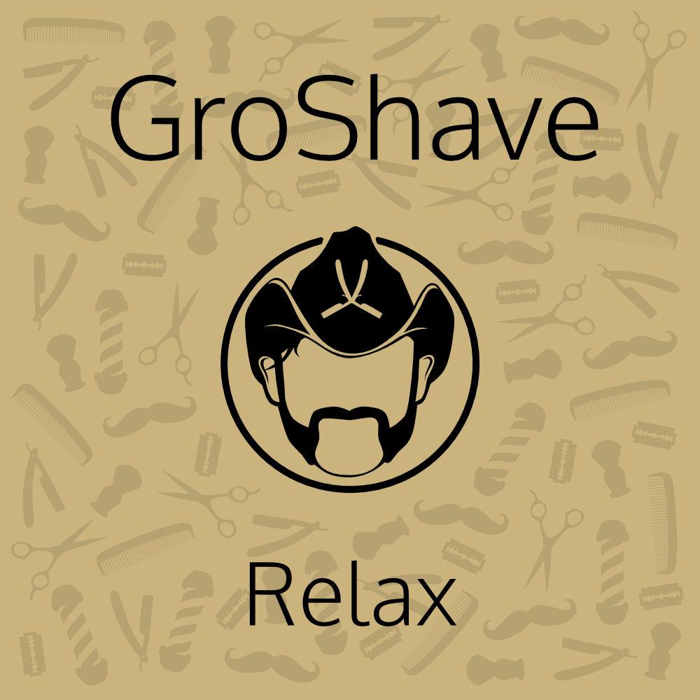 Tuotekuva: GroShave Relax – Amerikkalainen parranajo