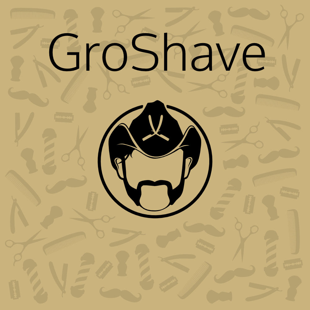 Tuotekuva: GroShave – Amerikkalainen parranajo