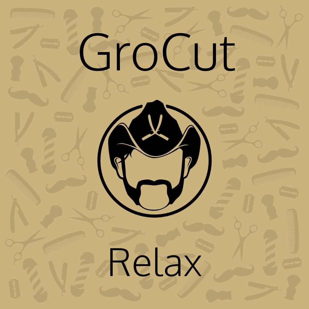 Tuotekuva: GroCut Relax – Täyden palvelun Relax hiustenleikkaus