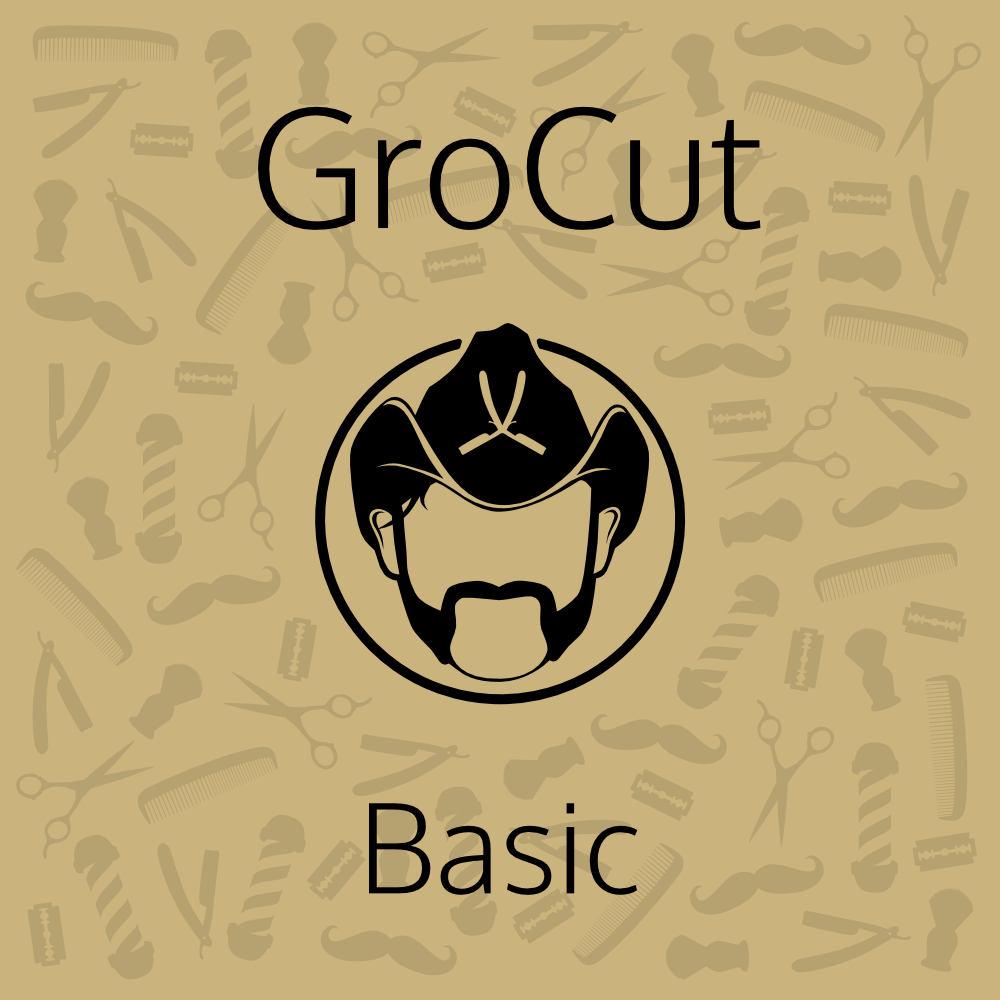 Tuotekuva: GroCut Basic – hiustenleikkaus (30min)