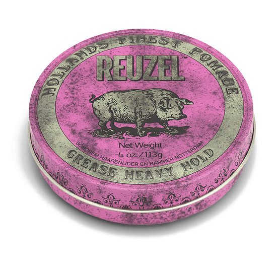 Tuotekuva: Reuzel Pink – Heavy Hold Grease Pomade (113 g)