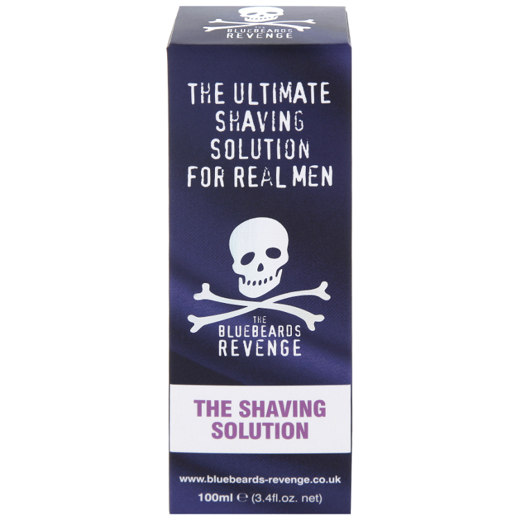 Tuotekuva: Shaving Solution -parranajogeeli The Bluebeards Revenge (100 ml)