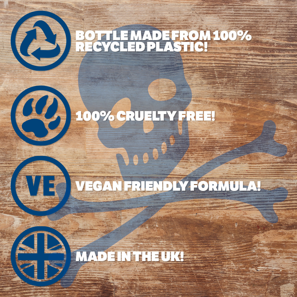 Tuotekuva: Pre-Shave Oil parranajoöljy – The Bluebeards Revenge (100 ml)