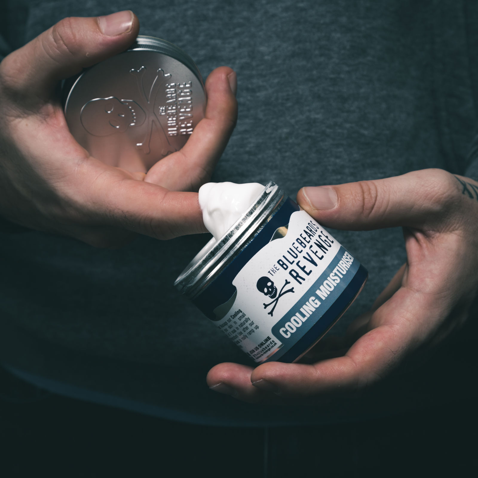 Tuotekuva: Kosteusvoide – The Bluebeards Revenge Cooling Moisturiser (150 ml)