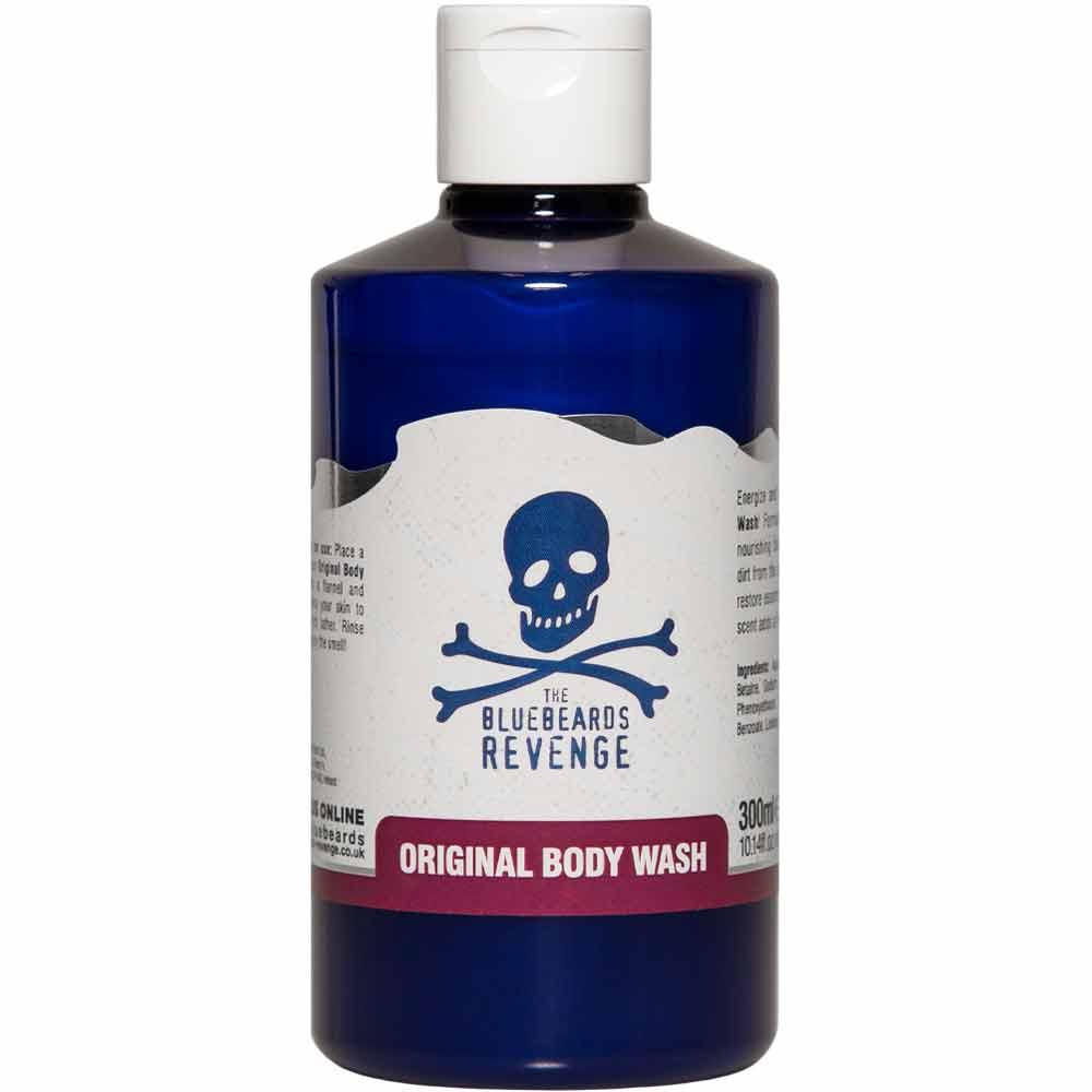 Tuotekuva: The Bluebeards Revenge vegaaninen suihkusaippua (300 ml)