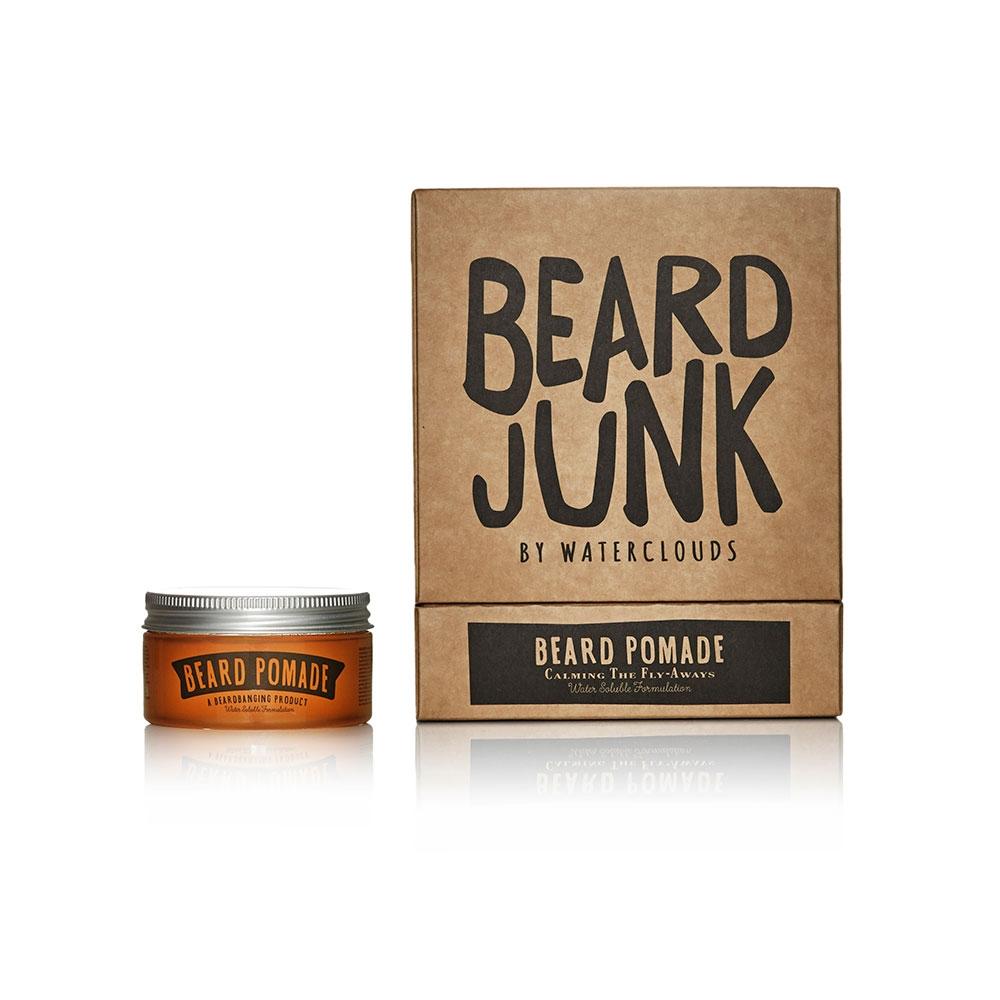 Tuotekuva: BEARD JUNK Beard Pomade -partapomade (100ml)