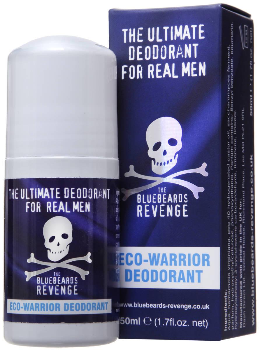 Tuotekuva: 'Eco-Warrior' Deodorantti (50ml) – The Bluebeards Revenge