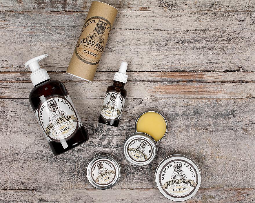 Tuotekuva: Mr Bear Family partashampoo Citrus (250 ml)