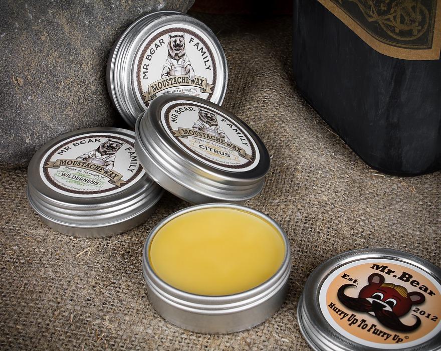 Tuotekuva: Mr Bear Family Citrus viiksivaha (30 ml)