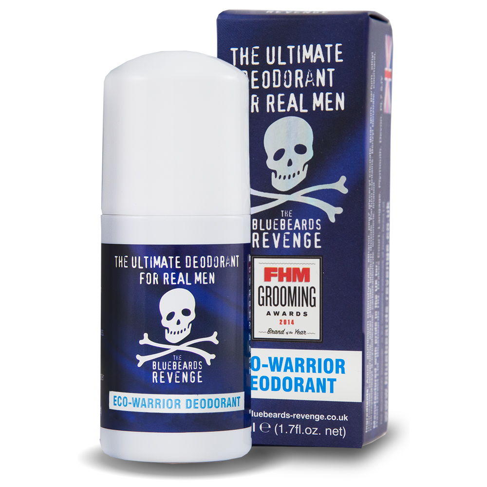 Tuotekuva: Eco-Warrior Deodorantti (50ml) – The Bluebeards Revenge