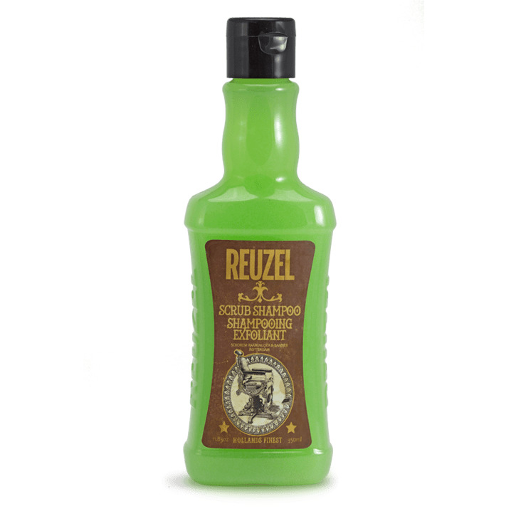 Tuotekuva: Reuzel Scrub Shampoo (350ml) -syväpuhdistava shampoo