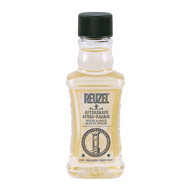Tuotekuva: Reuzel After Shave Wood & Spice (100ml)