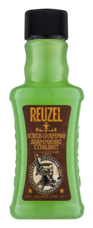 Tuotekuva: Reuzel Scrub Shampoo (100ml) matkakoko