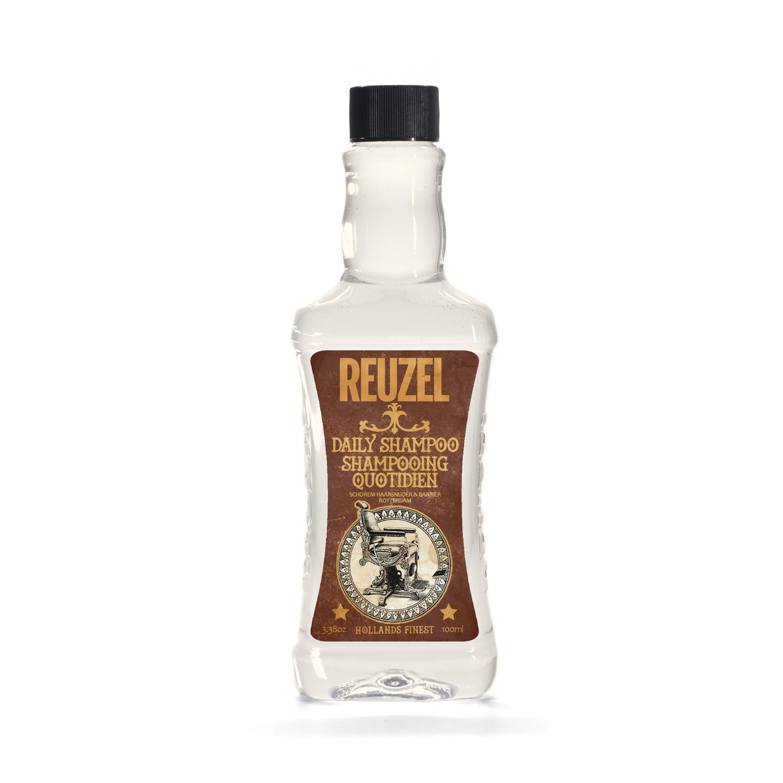 Tuotekuva: Reuzel Daily Shampoo (100ml) matkakoko