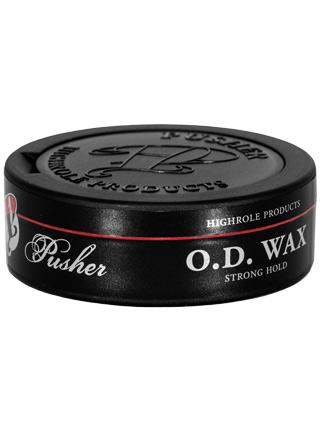 Tuotekuva: Pusher O.D. WAX hiusvaha nuuskapurkissa (42 g)