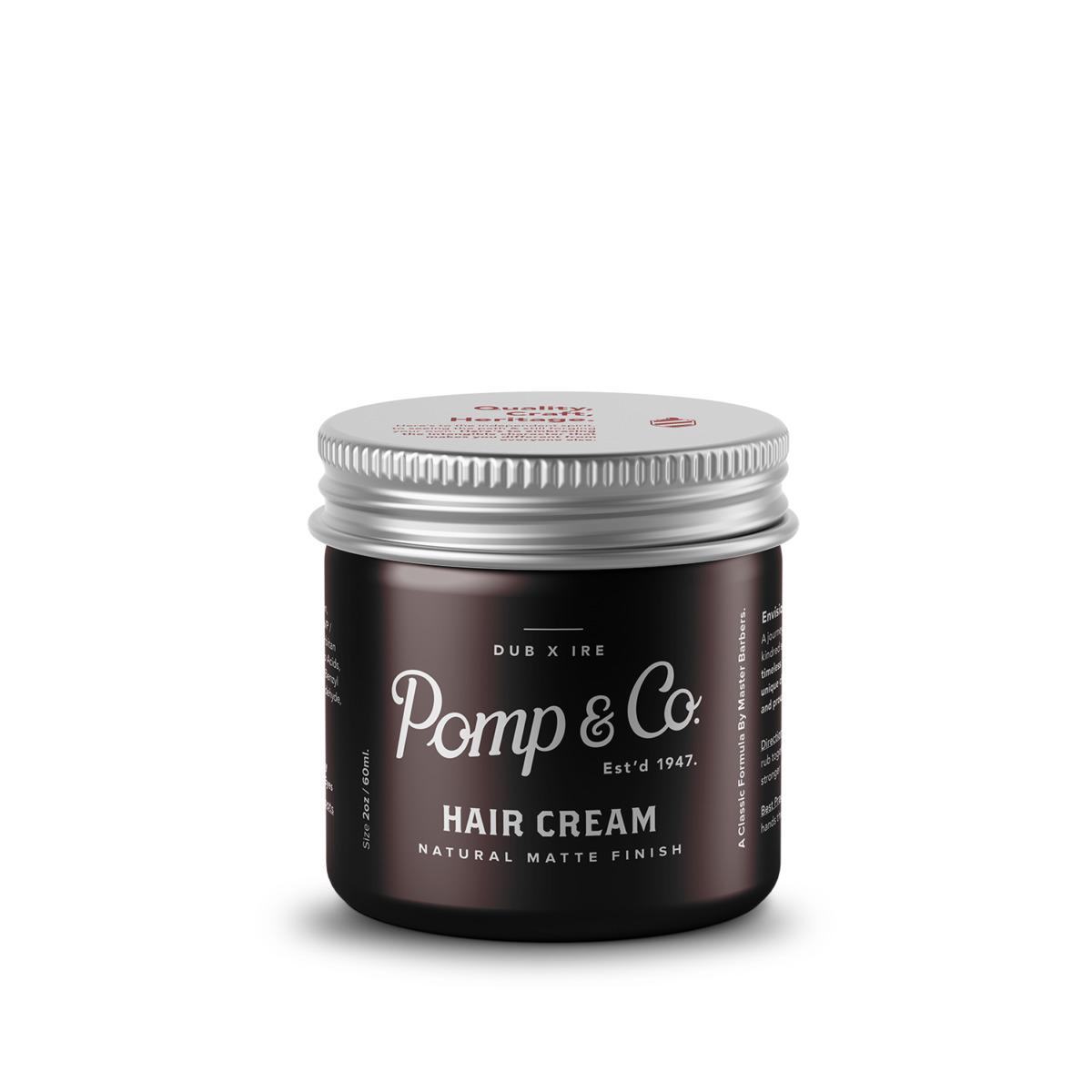Tuotekuva: Pomp&Co. Hair Cream -hiusvaha (60ml)