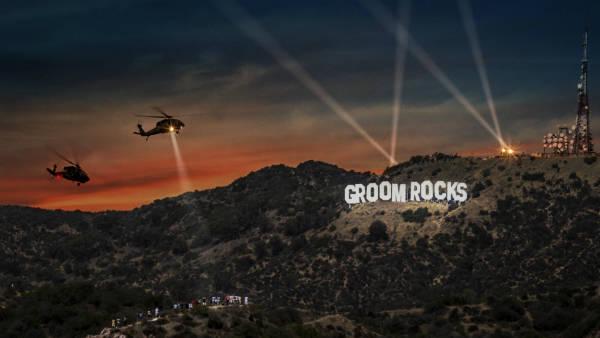 Olethan jo hankkinut kutsusi GROOM Rocks vol. 007 bileisiin?