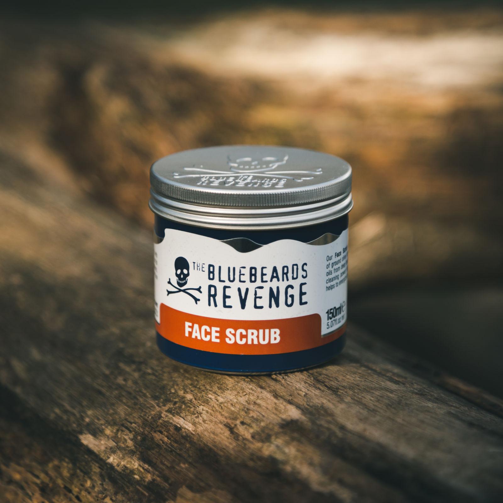 Tuotekuva: Face Scrub kuorintavoide – The Bluebeards Revenge (150ml)