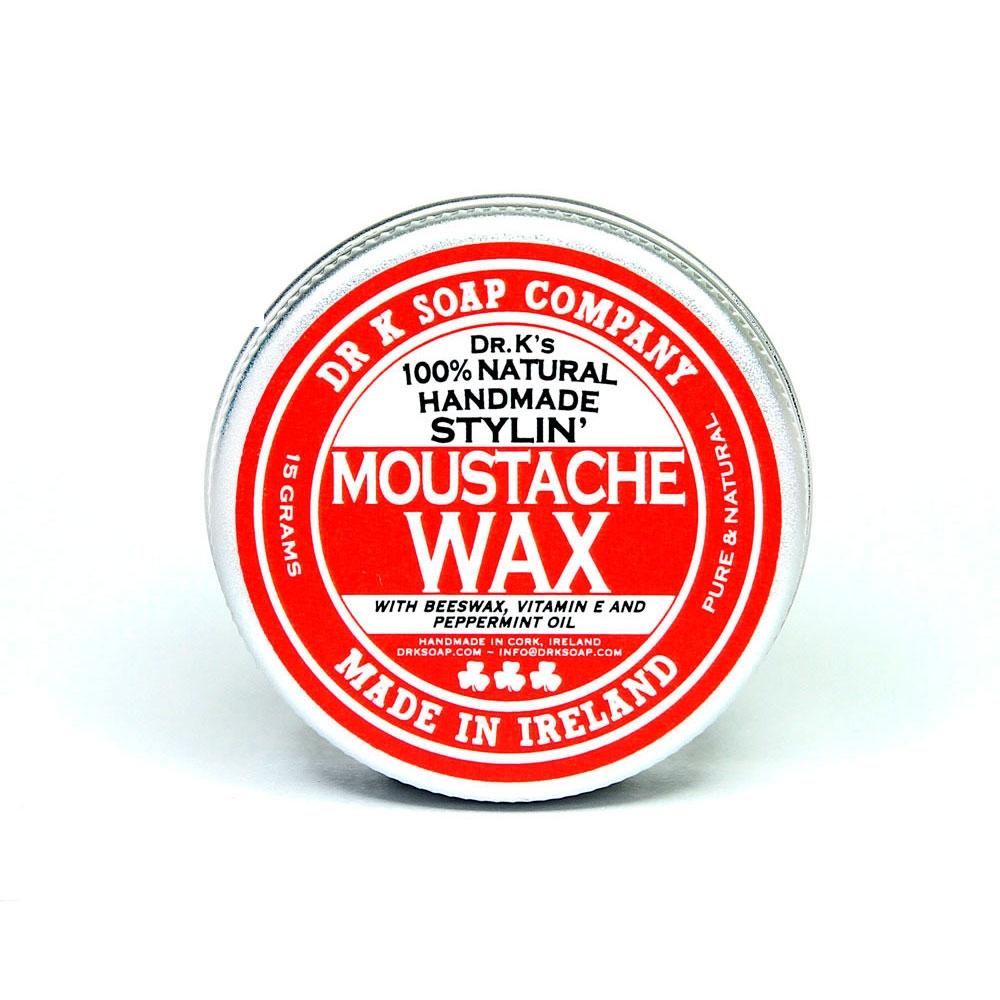 Tuotekuva: Dr K Soap Company Moustache Wax Peppermint -viiksivaha (15g)