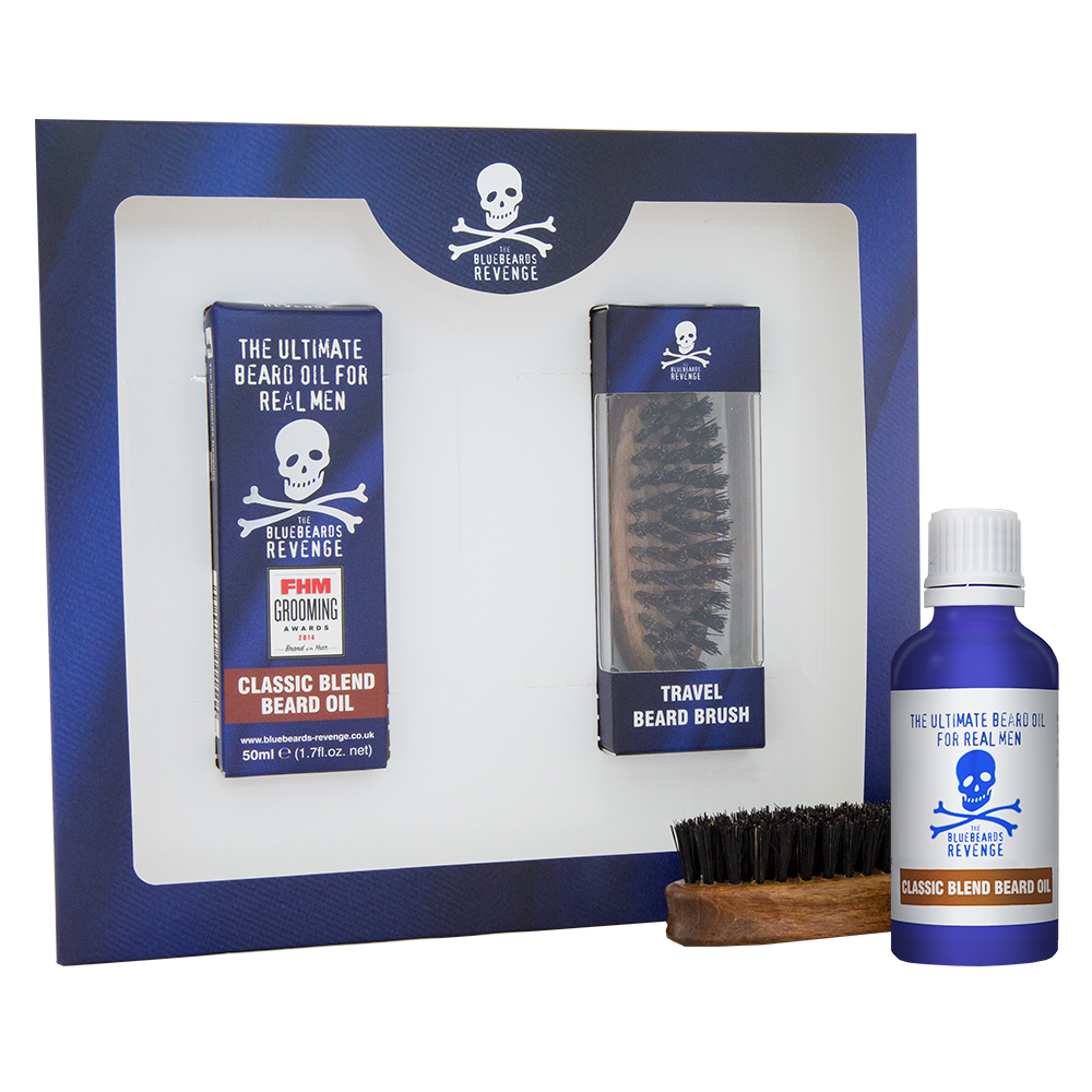 Tuotekuva: The Bluebeards Revenge Beard Grooming Kit -partasetti