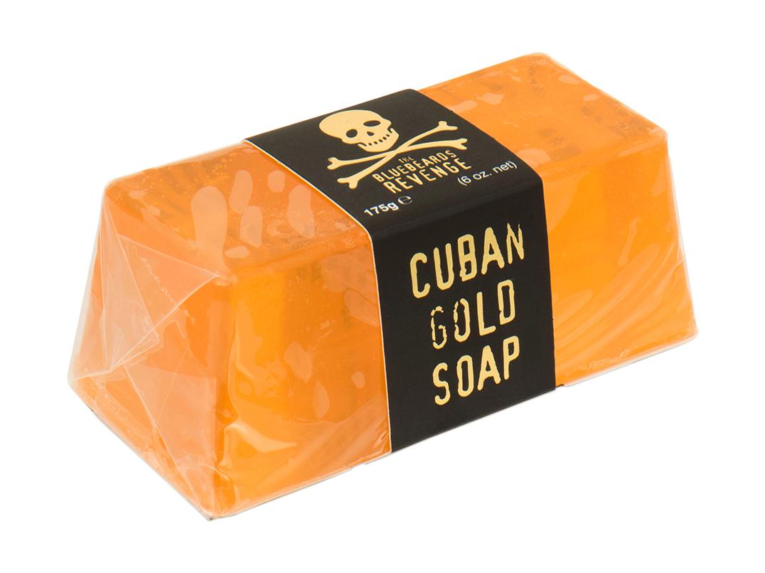 Tuotekuva: Cuban Gold Palasaippua (175g) – The Bluebeards Revenge