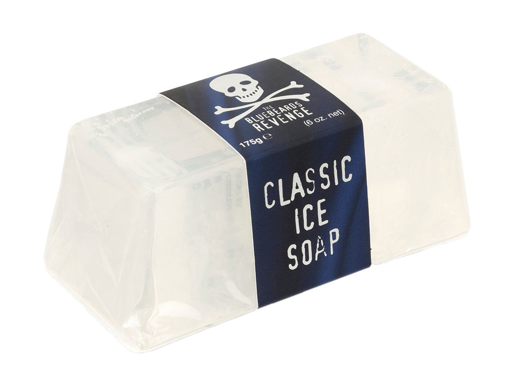 Tuotekuva: Classic Ice Palasaippua (175g) – The Bluebeards Revenge