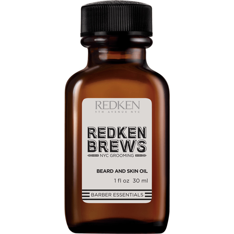 Tuotekuva: Redken BREWS Beard & Skin Oil – partaöljy (30 ml)