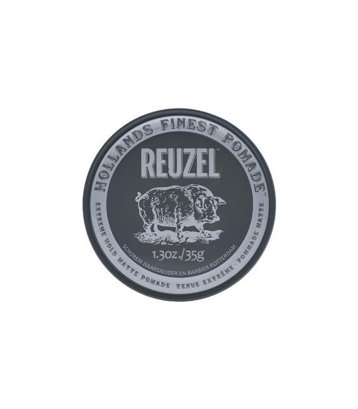 Tuotekuva: Reuzel Grey – Extreme Hold Matte Pomade (35g)