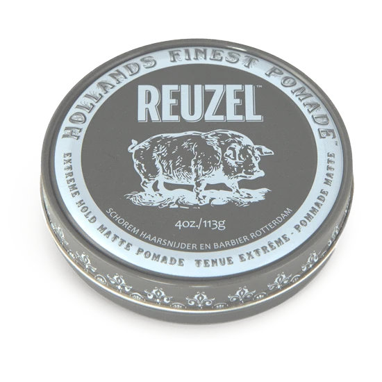 Tuotekuva: Reuzel Grey – Extreme Hold Matte Pomade (113g)
