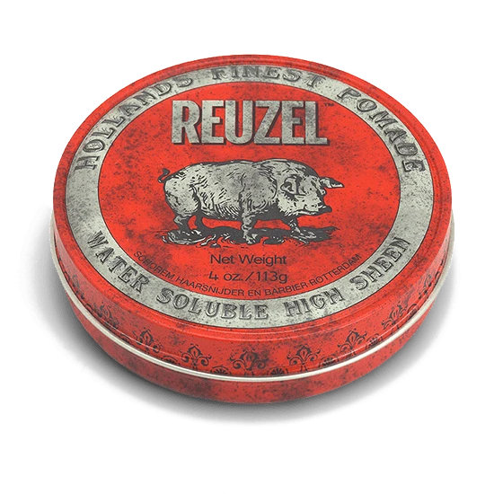 Tuotekuva: Reuzel Red – Water Soluble High Sheen Pomade (113 g) -vesiliukoinen pomade