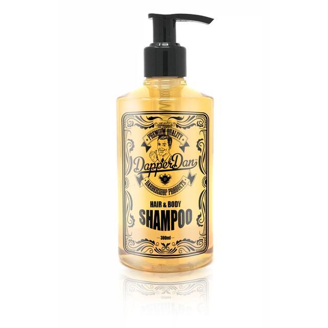 Tuotekuva: Dapper Dan – Hair & Body Shampoo (300 ml)