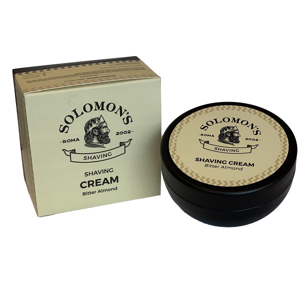 Tuotekuva: Solomon's Beard Bitter Almond -partavaahto (150 ml)