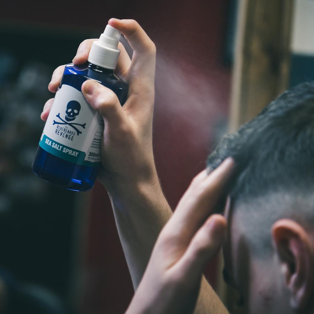 Tuotekuva: The Bluebeards Revenge Sea Salt Spray -suolasuihke (300ml)