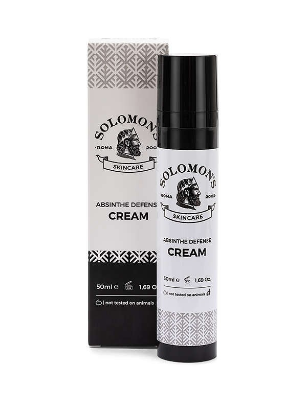 Tuotekuva: Solomon's Beard Absinthe Face Defense Cream -kasvovoide (50 ml)