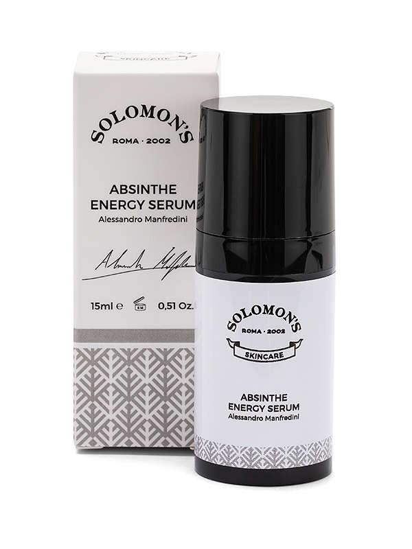 Tuotekuva: Solomon's Beard Absinthe Energy Eye Serum -silmänympärysseerumi (15 ml)
