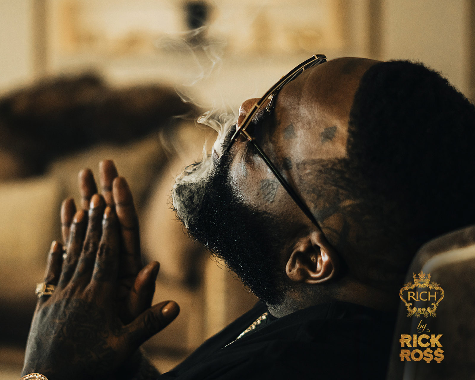 Tuotekuva: RICH by Rick Ross Luxury Aftershave Balm (150 ml)