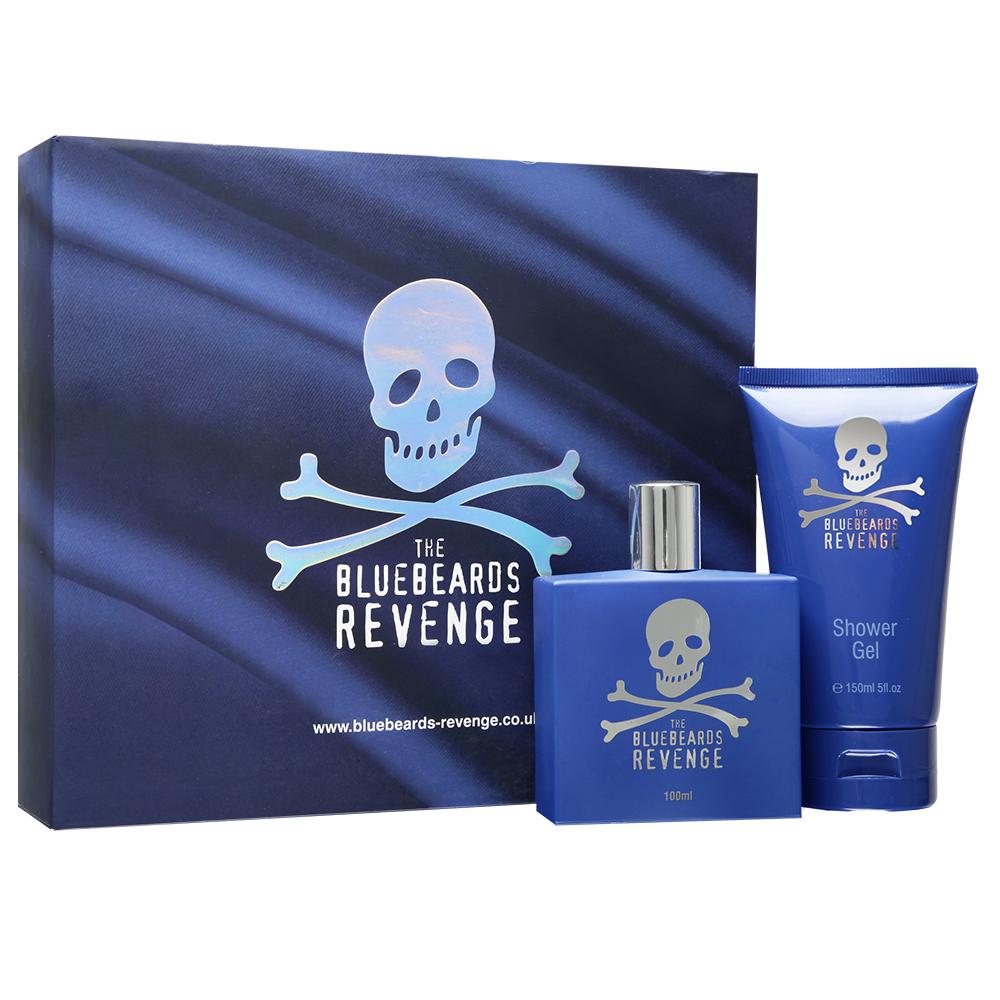 Tuotekuva: The Bluebeards Revenge Eau de Toilette & Shower Gel -lahjasetti