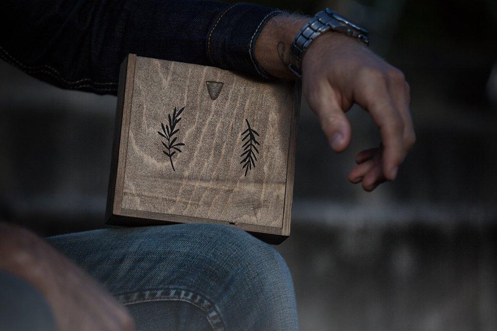 Tuotekuva: Risu & GROOM -lahjalaatikko