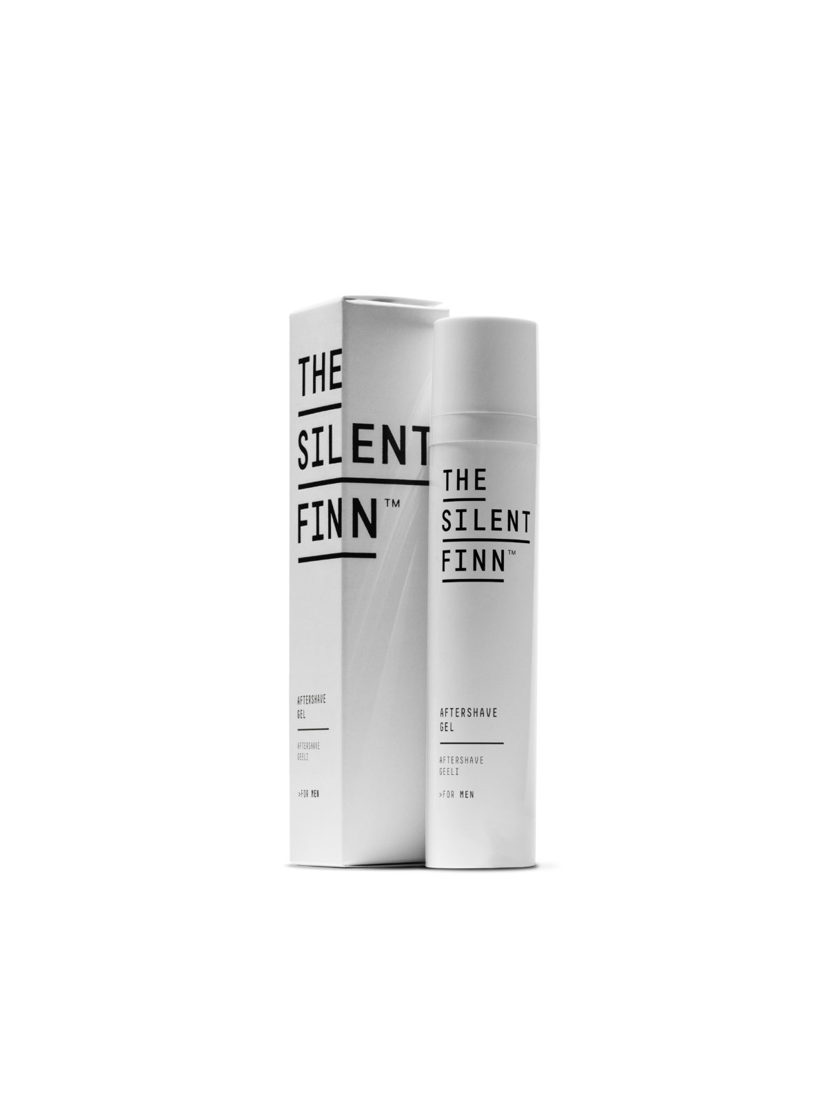 Tuotekuva: THE SILENT FINN -aftershave geeli (50 ml)