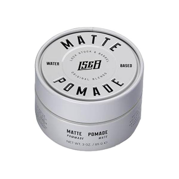 Tuotekuva: Lock Stock & Barrel Matte Pomade -keskivahva pito & matta (85 g )