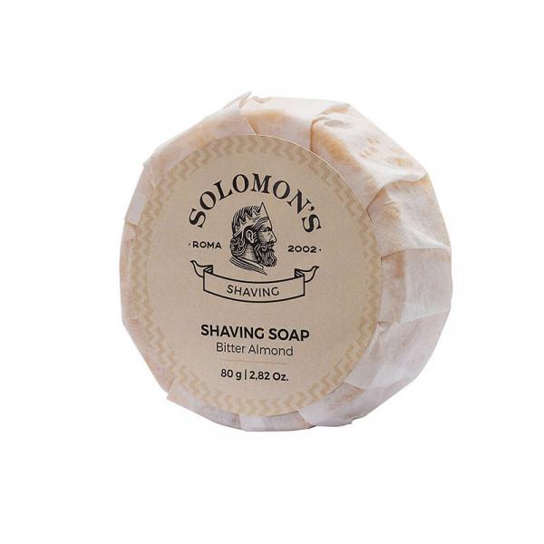 Tuotekuva: Solomon's Beard Bitter Almond -parranajosaippua (80 g)