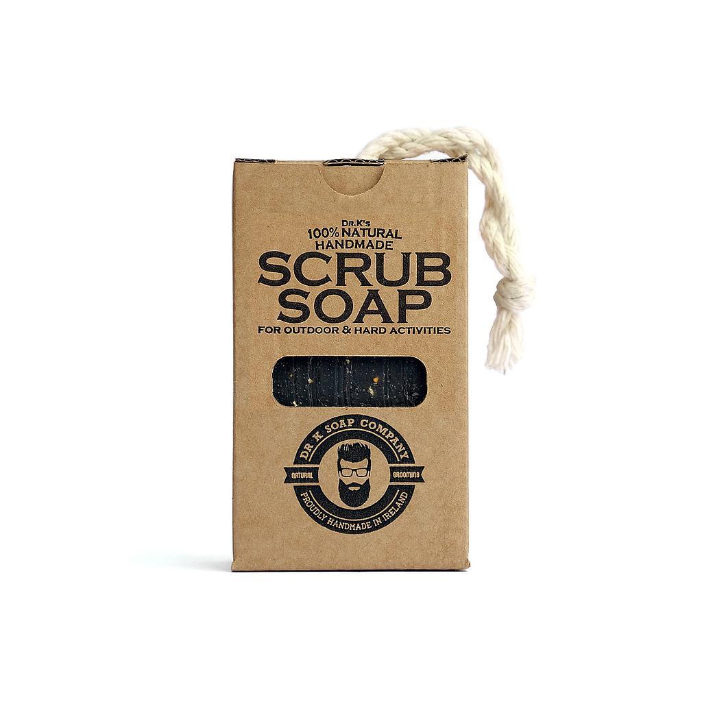 Tuotekuva: Dr K Scrub Soap -palasaippua (110g)