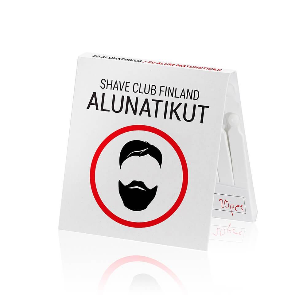 Tuotekuva: Shave Club alunatikut 20 kpl