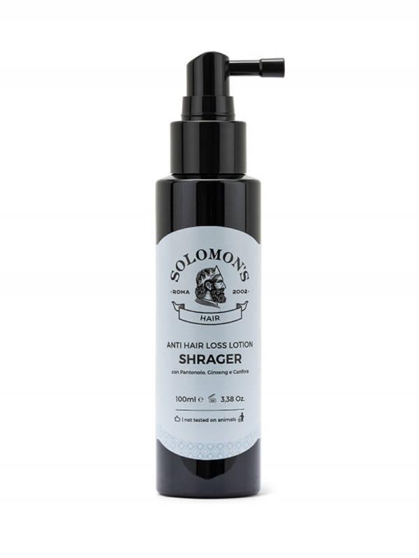 Tuotekuva: Solomon's Beard Anti Hair Loss -hoitoneste oheneville hiuksille (100ml)