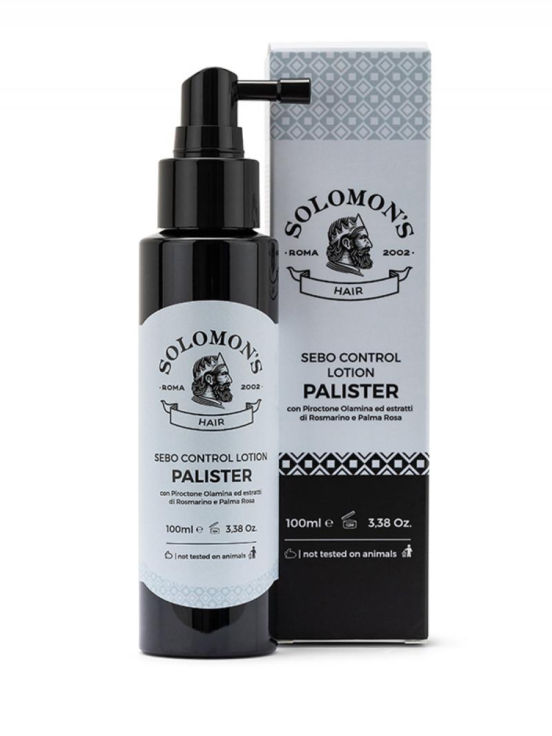 Tuotekuva: Solomon's Sebo Control shampoo ja hoitoneste aloitussetti rasvoittuvalle hiuspohjalle