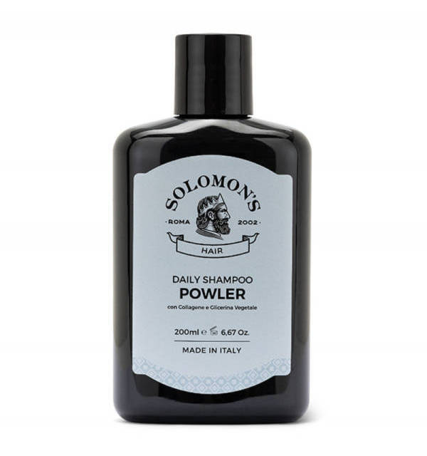 Tuotekuva: Solomon's Beard Daily Shampoo (200ml)