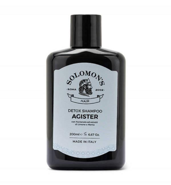 Tuotekuva: Solomon's Beard syväpuhdistava Detox Shampoo (200ml)