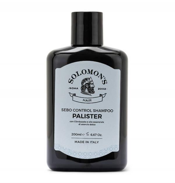 Tuotekuva: Solomon's Beard Sebo Control Shampoo rasvoittuvalle hiuspohjalle (200ml)