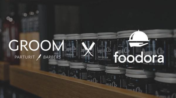 GROOM x Foodora