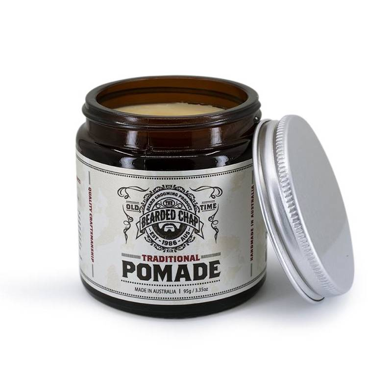 Tuotekuva: The Bearded Chap Traditional Pomade (95g)